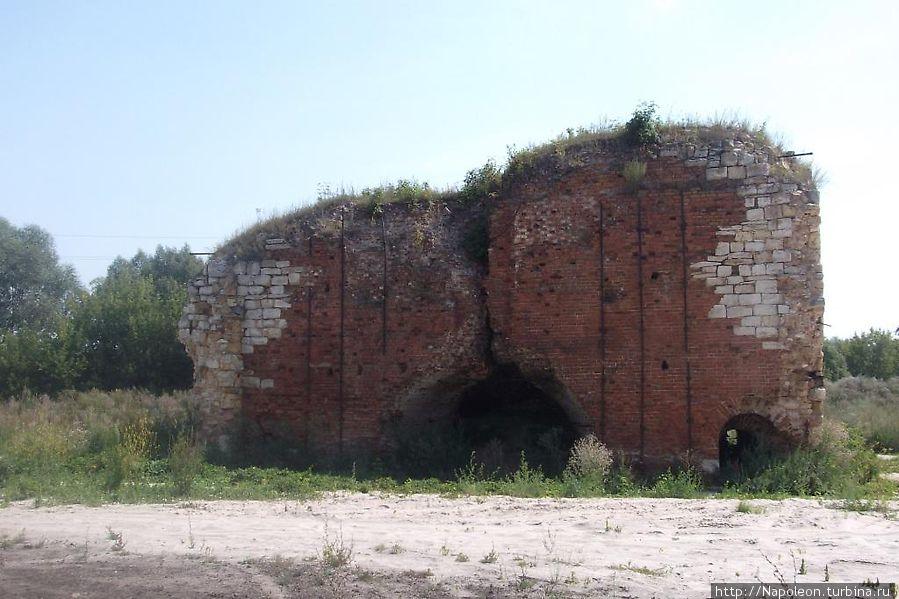 старинная домна