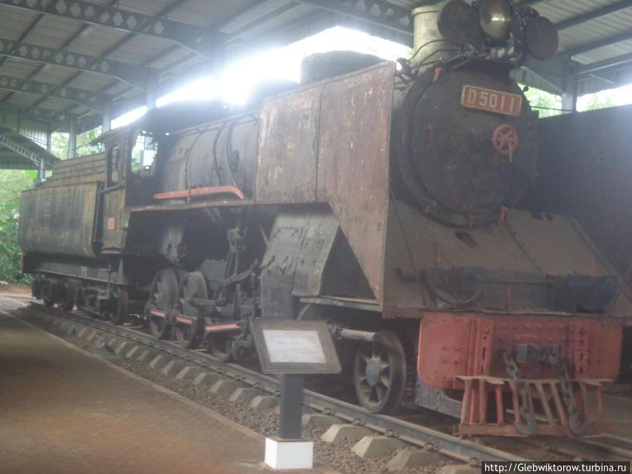 Музей Транспорта Джакарта, Индонезия