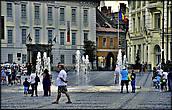Фонтаны на Великой площади