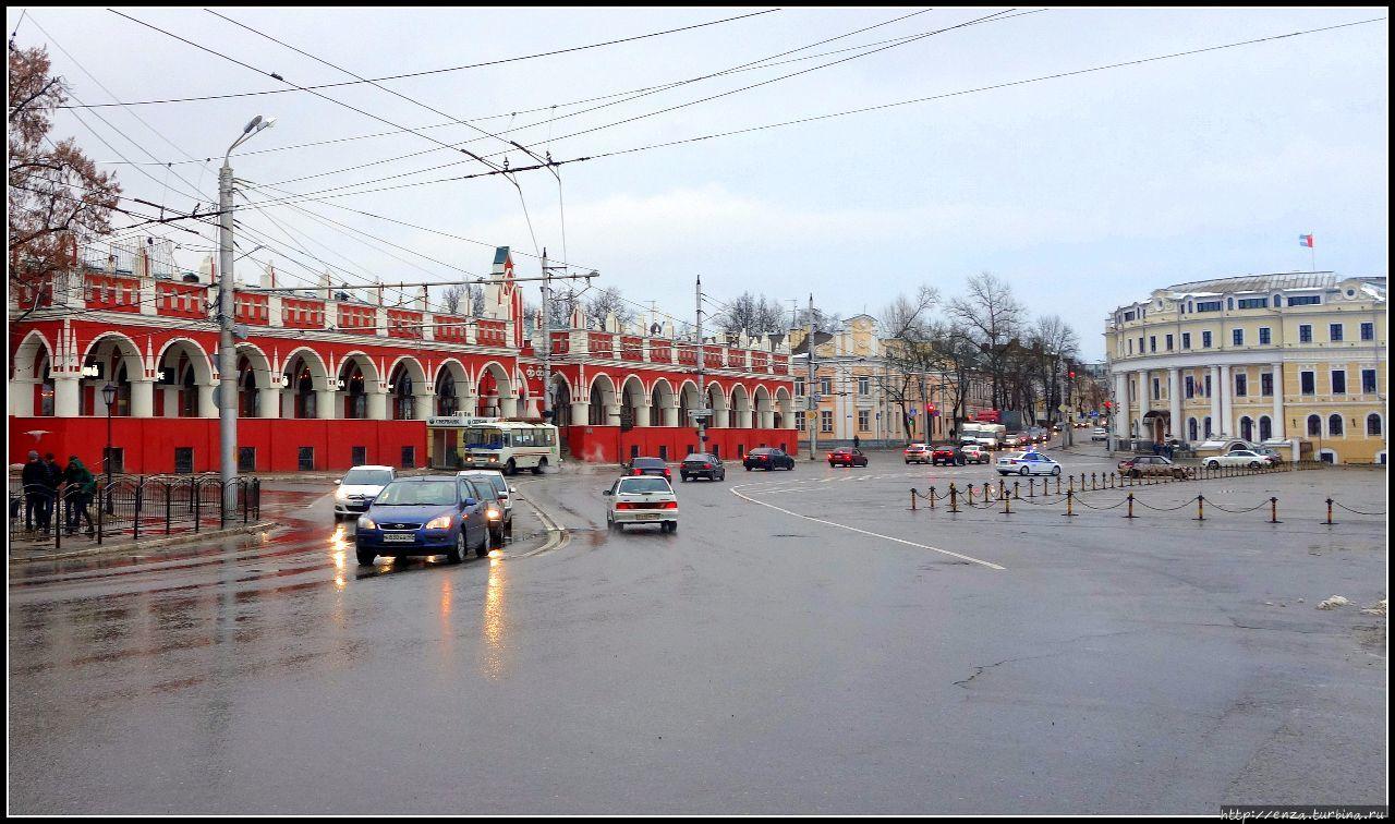 Площадь Старый Торг.