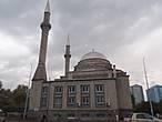 .Мечеть, построенная Мимаром Синаном.  Город Кайсери.