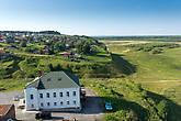 Вид с колокольни Собора Иоанна Богослова Богословского монастыря.