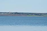 Северный берег Галичского озера (вид от церкви Василия Великого).