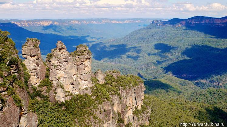 Знаменитые скалы