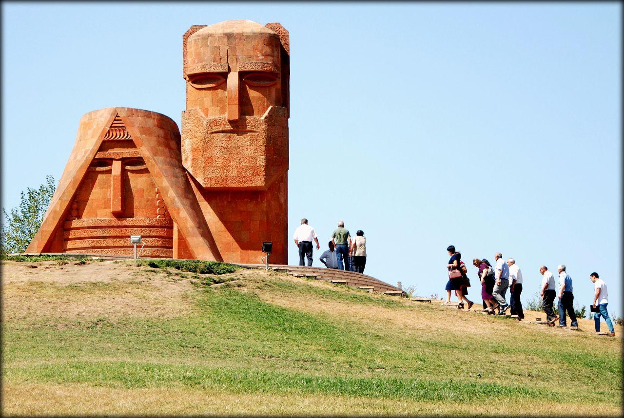 Одна из самых древних стран мира, ч.2 — Нагорный Карабах