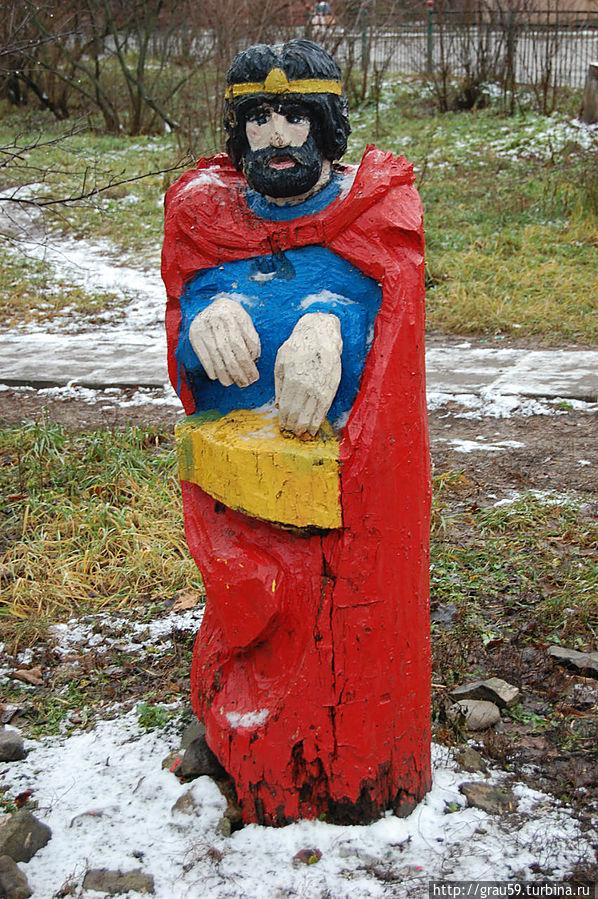 Царь Аткарск, Россия