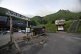 Местная лыжная станция в 6 км от города.