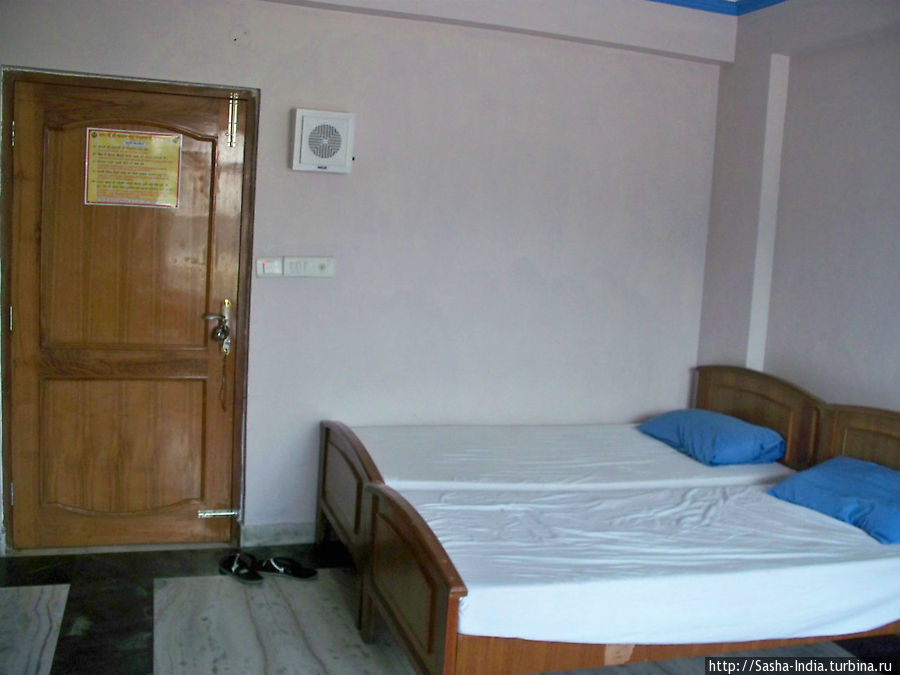 Так выглядит номер в N.R.I. Yatri Niwas