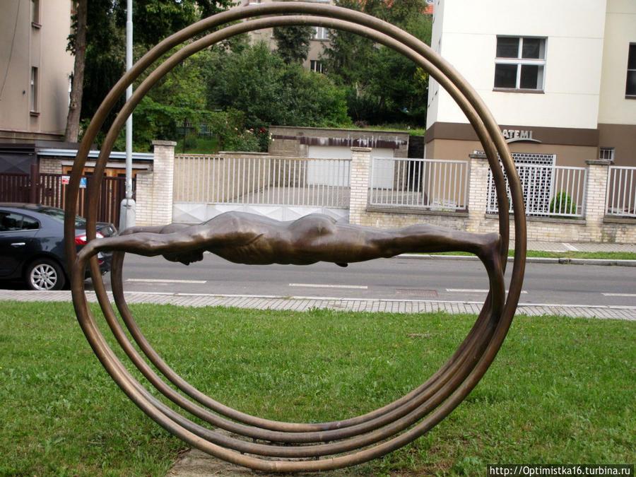 Михал Габриэль :  Путь