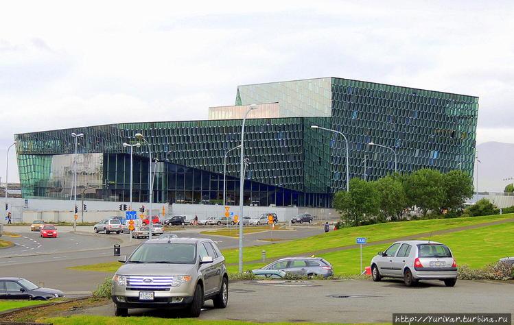 Концертный зал и конгресс