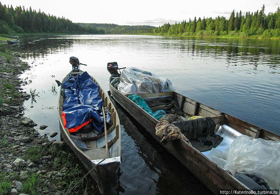 рыбалка на реке когель в коми