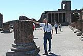Базилика.   Здесь осуществлялось правосудие и велась торговля. Построена в 120 году до н.э.