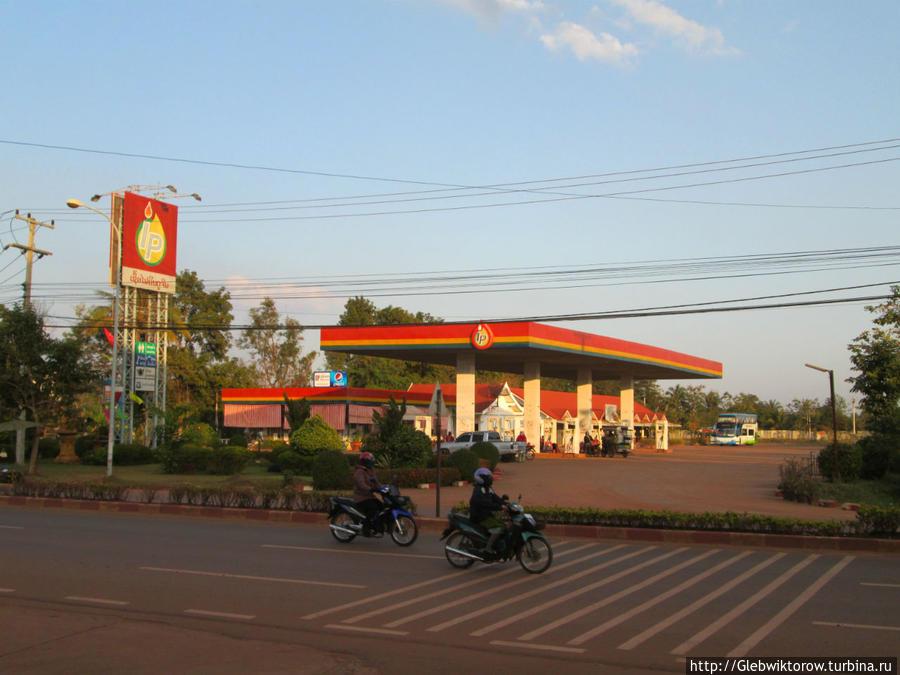 Supermarket Вьентьян, Лаос