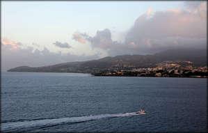 Первое знакомство с Мартиникой