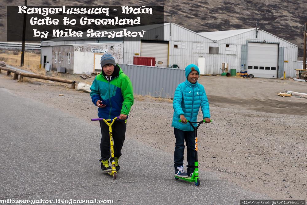 Гренландия — последняя загадка Европы Кангерлуссуак, Гренландия