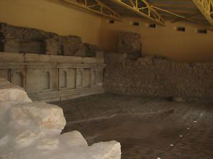 Дом фонтана и библиотека