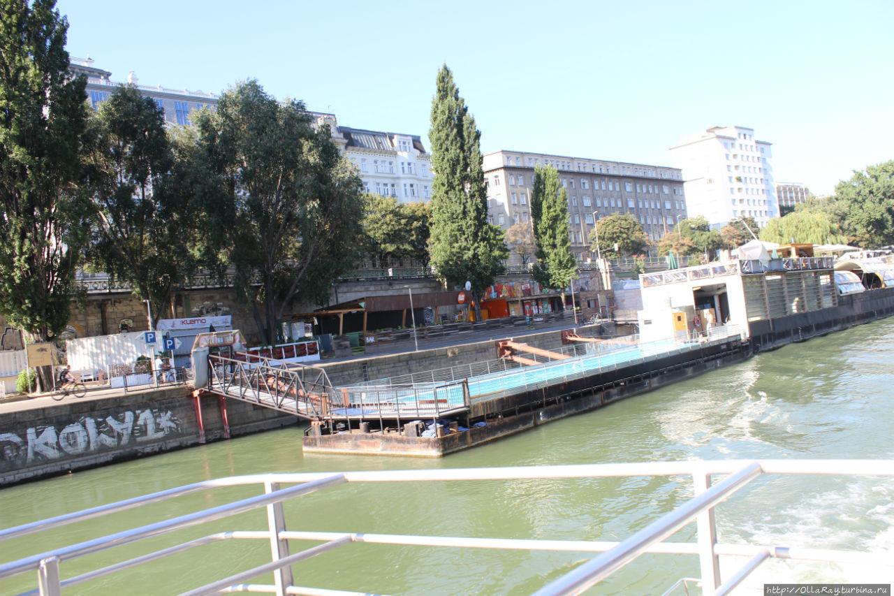 Купаться в Дунае то ещё занятие, однако всегда есть альтернатива!