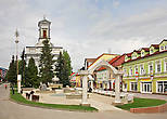 Лютеранская церковь Св. Троицы на площади Св. Эгидия