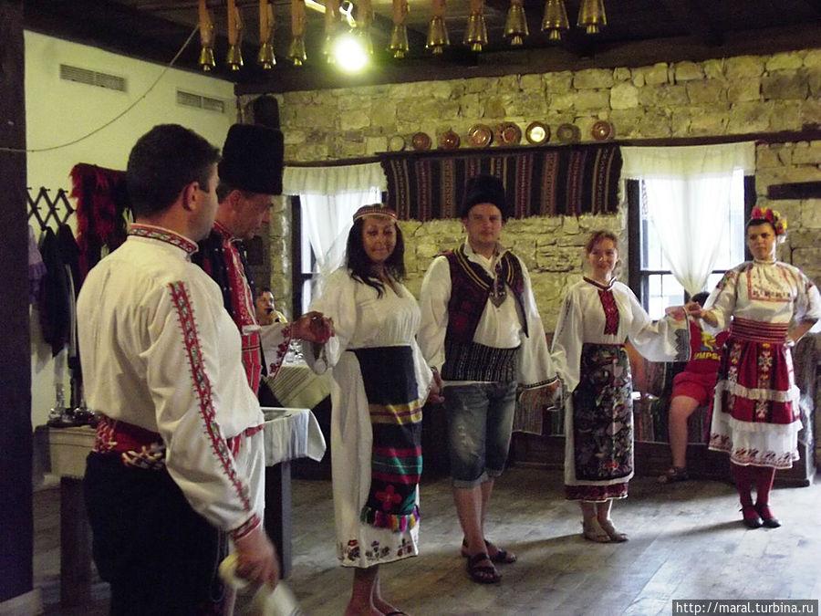 Какая же свадьба в Болгарии без