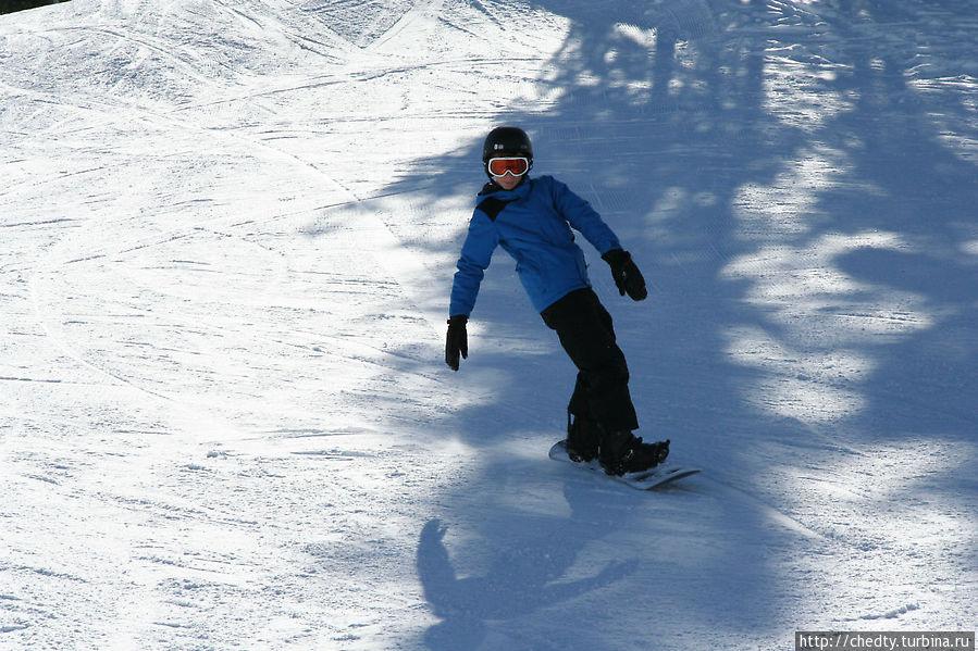 Горные лыжи в Юте Солт-Лэйк-Сити, Соединенные Штаты Америки