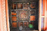 Потолок древней буддийской ступы, Непал