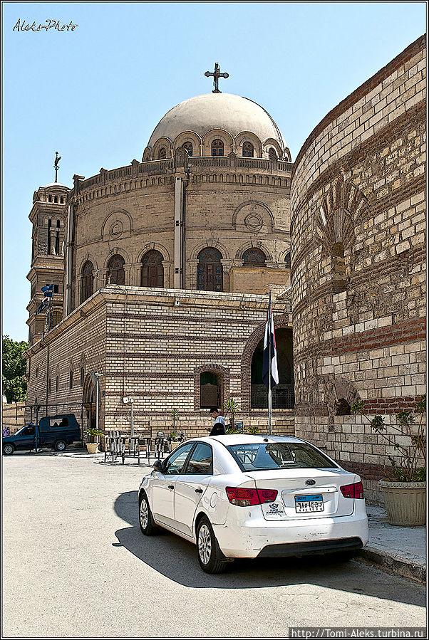 Греческая церковь Святого Георгия Египет