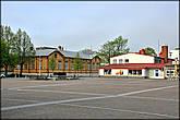 Центр  финского города —  рыночная площадь.