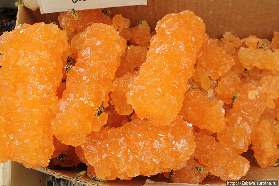 Нават — местный сахар