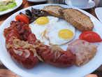 Английский завтрак)))