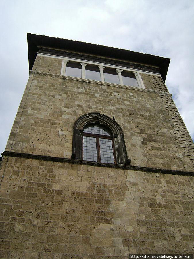 Тарквиния. Музей этрусской цивилизации Тарквиния, Италия