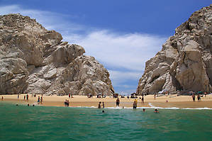Пляж влюбленных (Playa del Amante)