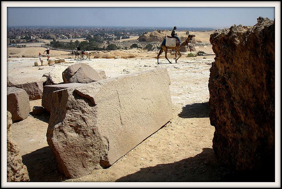 Откровения пирамид Гиза, Египет