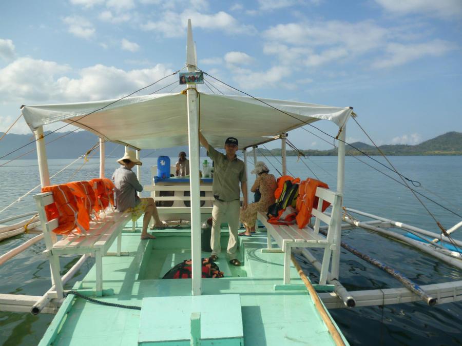 Край орущих петухов. Корон. Первый тур по островам Корон, остров Бусуанга, Филиппины