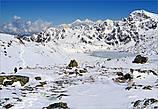 Голубые озера Госайкунда