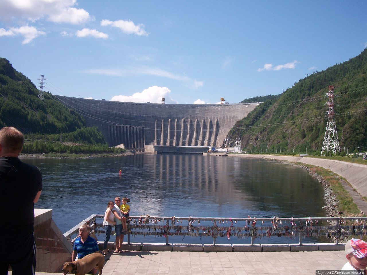 Саяно-Шушенкая ГЭС  или Что сильнее стихия или человек?