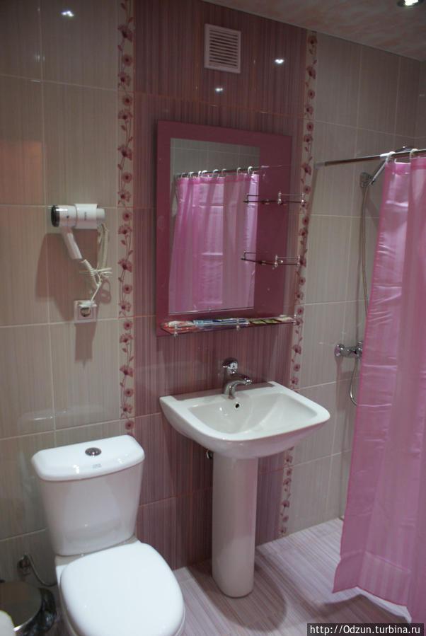 Это наша ванная комната