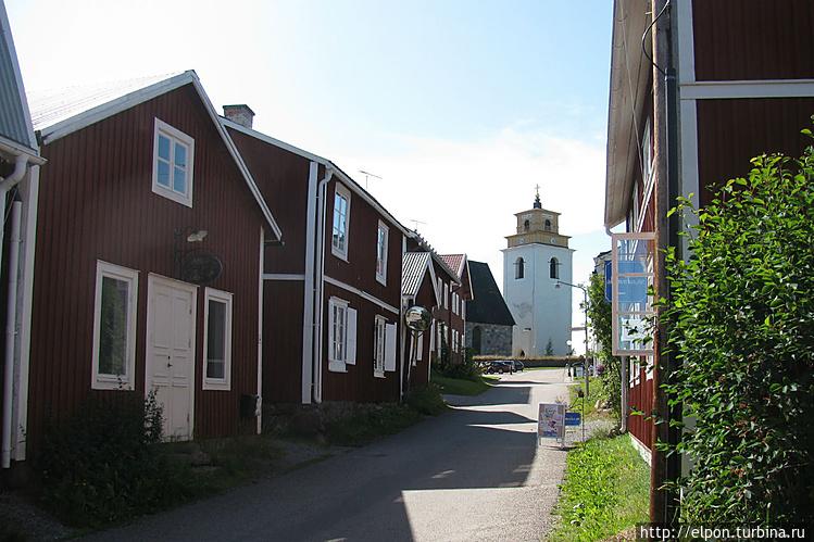 Гаммельстад, Швеция
