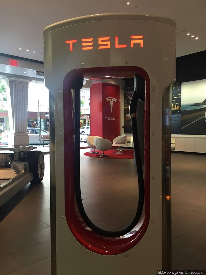 Автозаправки будущего