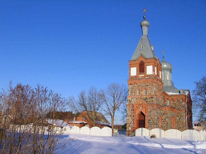 Храм святителя Николая Яама, Эстония