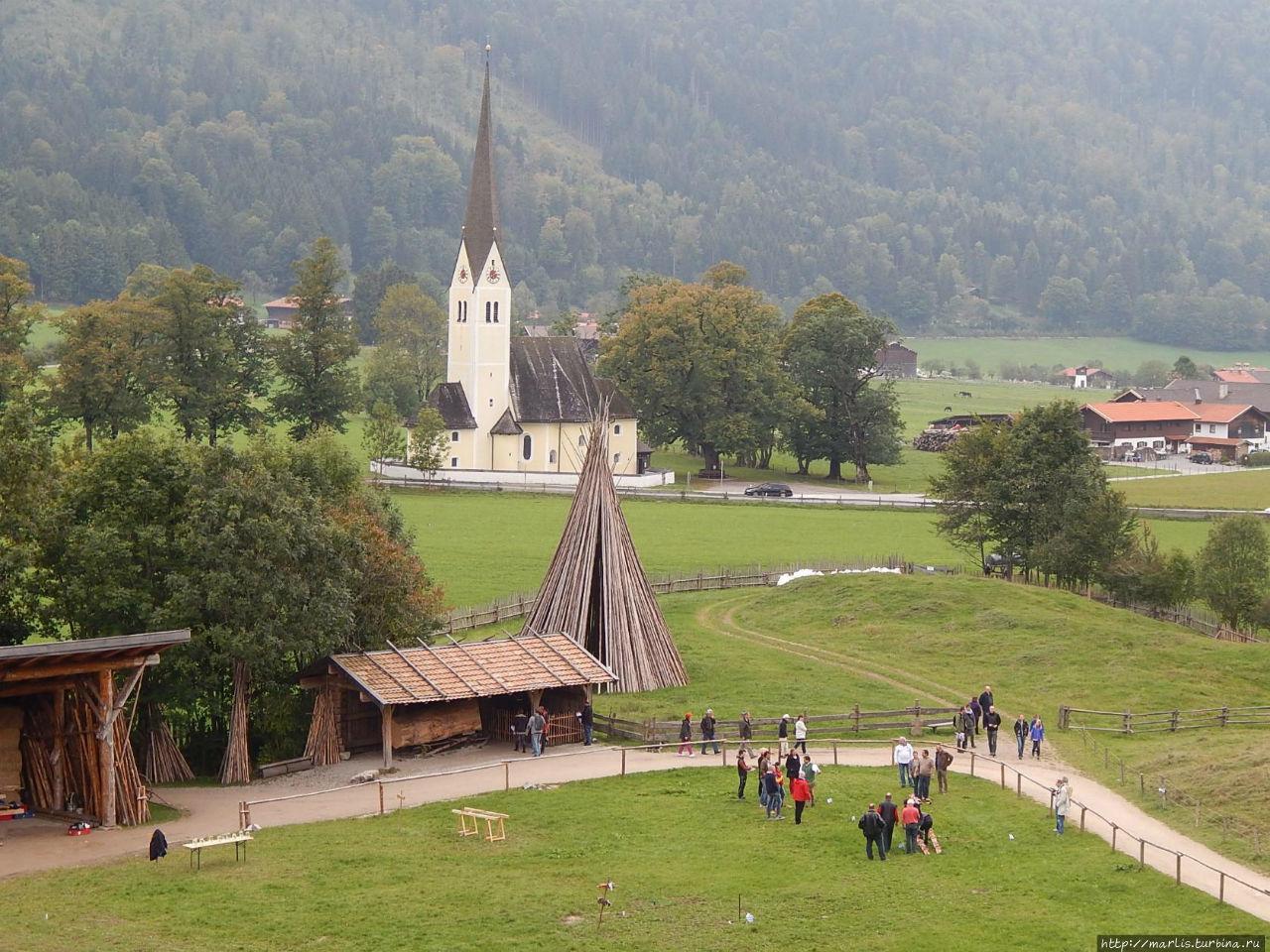 Баварский этнографический музей Васмаера, Шлирзее Шлирзее, Германия