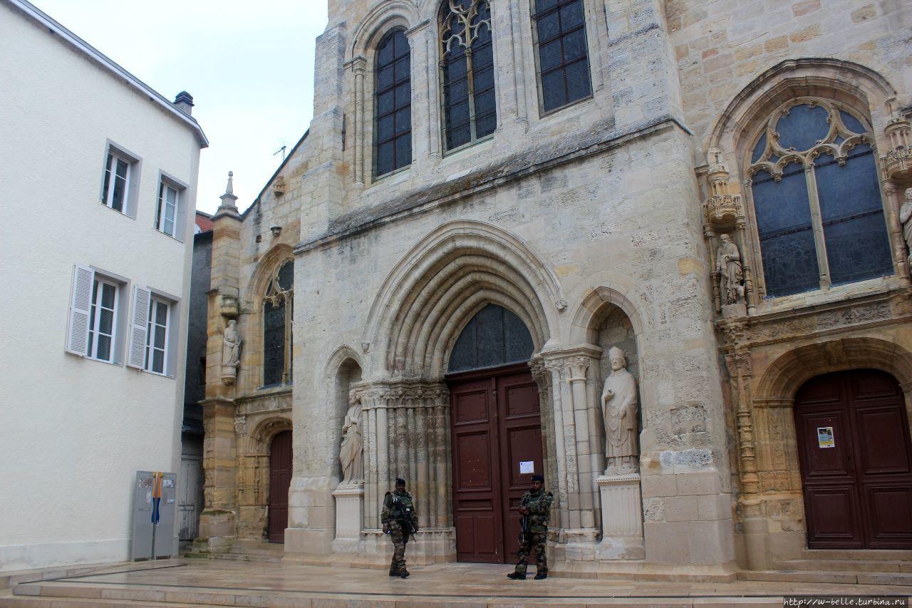 Церковь Св. Альпина.