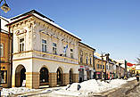 Старый дом правительства уезда