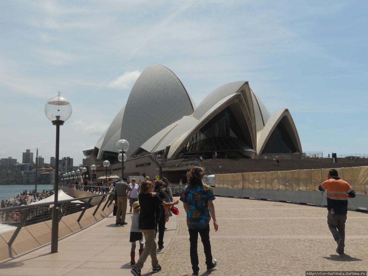 Австралия глазами белоруса. Часть1. Сидней Сидней, Австралия