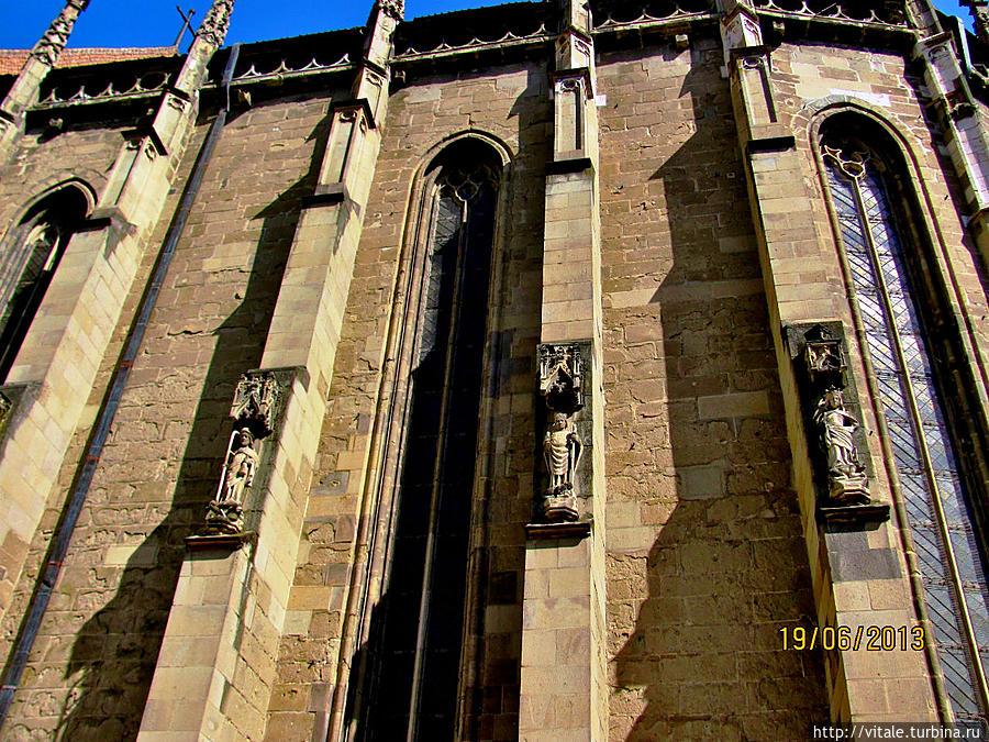 Черная церковь Брашов, Румыния
