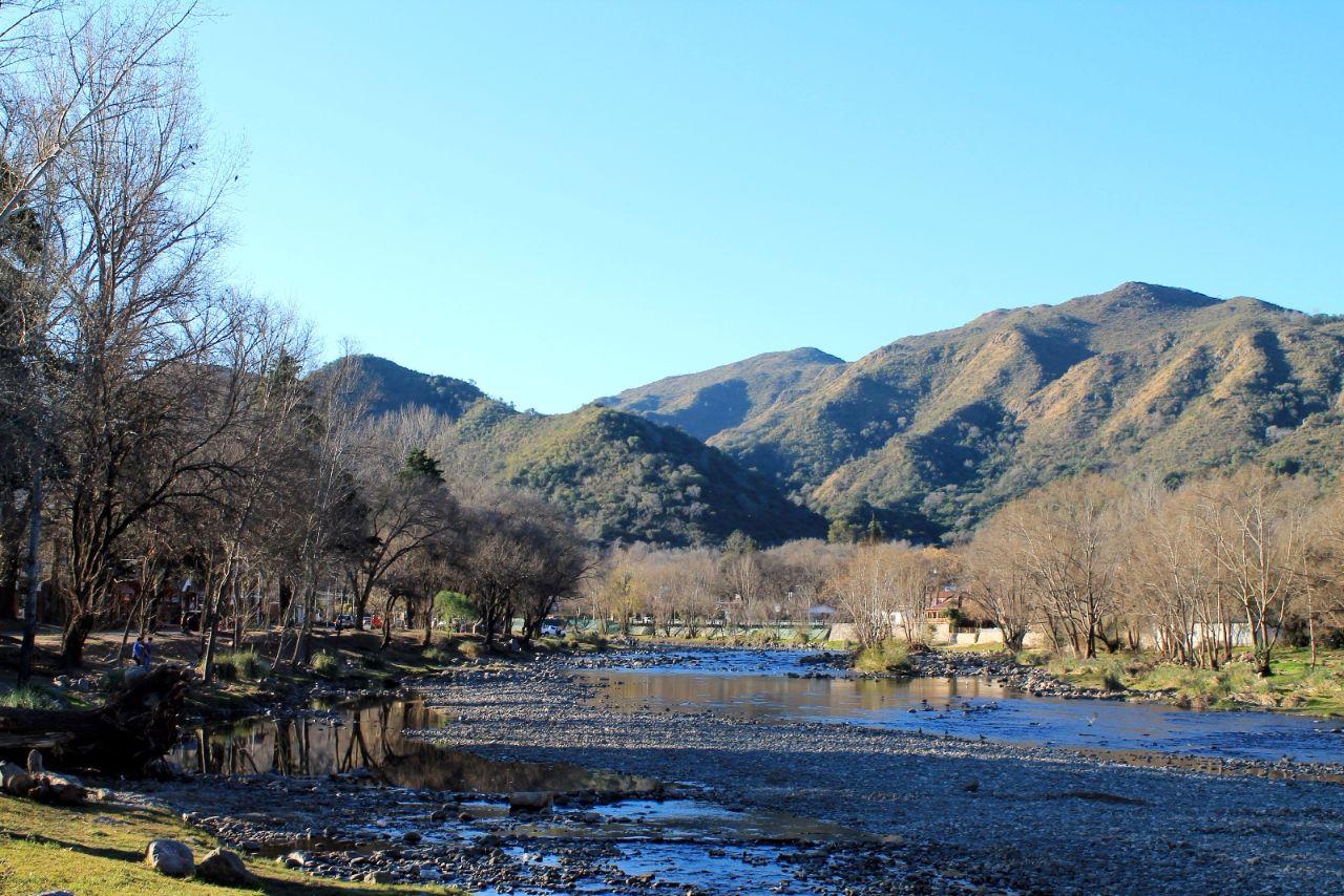 Набережные реки Санта-Роза и прибрежные парки Санта-Роса-де-Каламучита, Аргентина