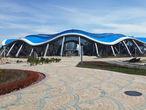 Главное здание Океанариума