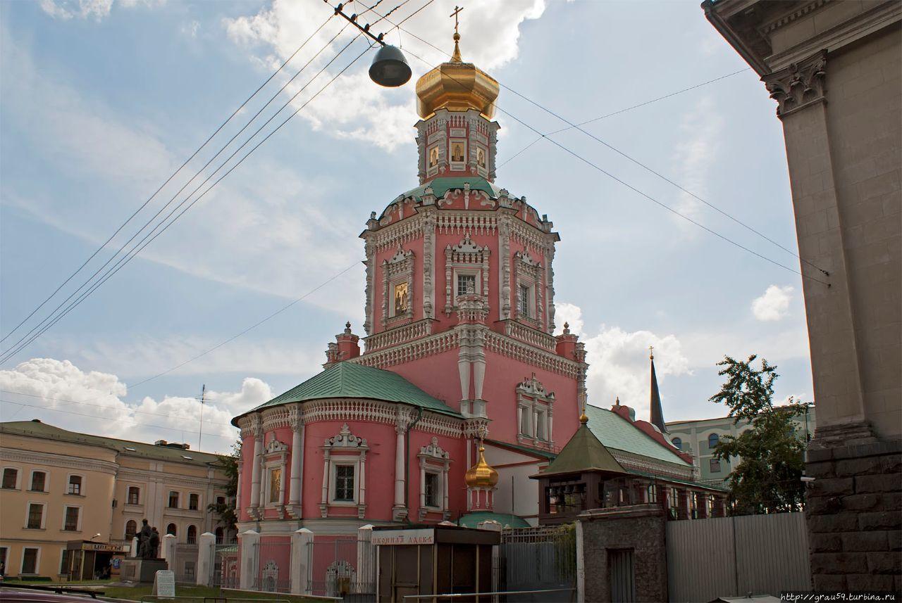 Храм Богоявления Господня