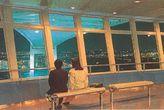 Небесная прогулка в Иокогаме (фото из буклета)