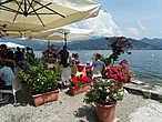На острове Пескатори