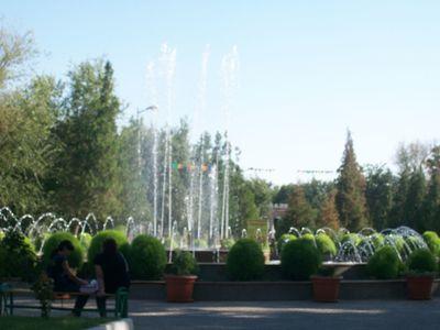 ПВ парке имени